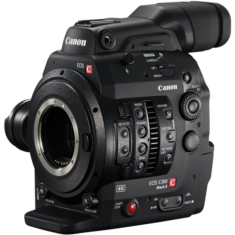 Canon | C300 MK II | EOS Cinema | Kit