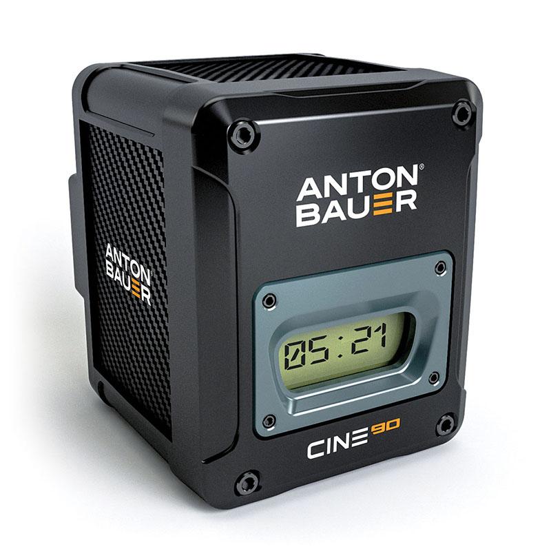 Anton Bauer | Battery | CINE G90 | Gold Mount