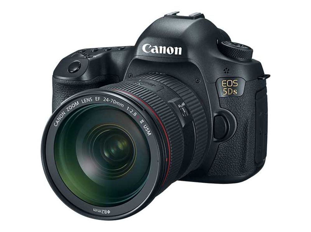 Canon | EOS 5DS | 50.6 MP | w. EF 24-70mm Kit