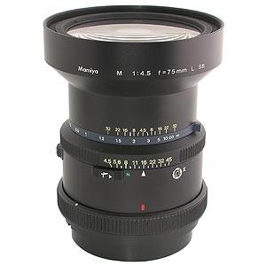 Mamiya RZ67 Lens 75mm f/4.5 SB Kit