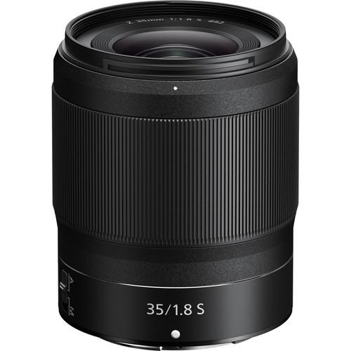 Nikon | Lens Z | 35mm f/1.8 S |
