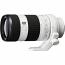 Sony | FE | 70-200mm | f/4.0 G OSS| Kit