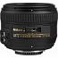 Nikon Lens | 50mm f/1.4G | Kit
