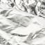 Overhead Fabric | 6x6' | Silver/White