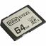 Hoodman | 64GB | Class 10 | U-3 | 4K | 600x | SD Card